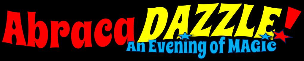 AbracaDAZZLE Logo - headliner